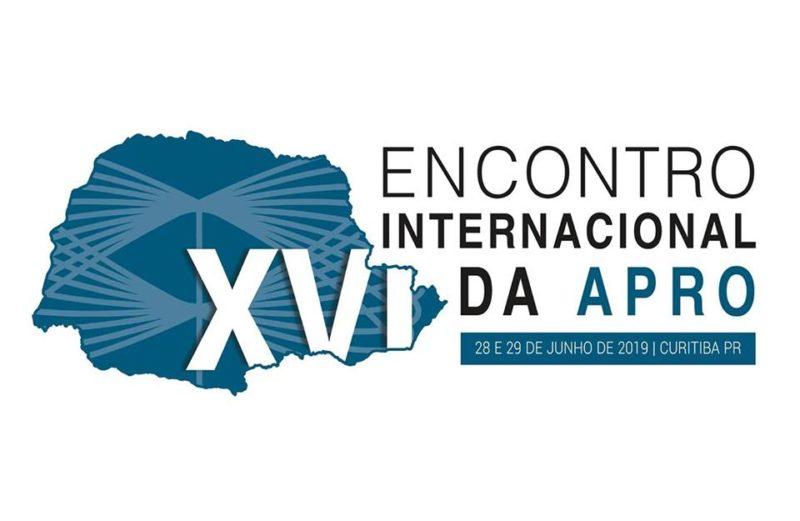 XVI Encontro Internacional da APRO – ABORPR