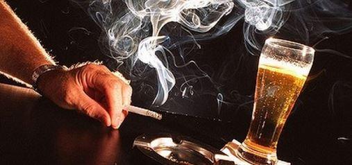 Álcool, tabaco e outras causas do câncer bucal