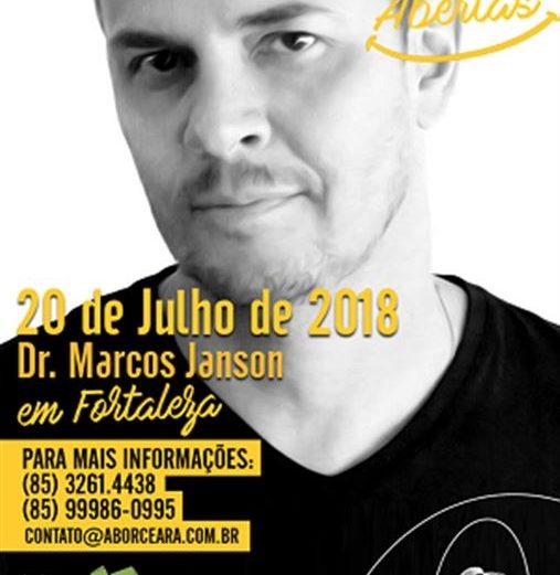 Curso com Prof. Dr. Marcos Janson