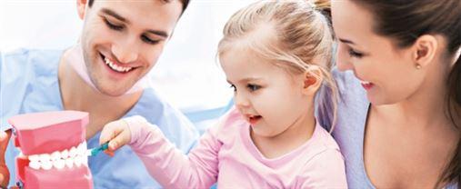 Falta de orientação pode atrasar a primeira consulta da criança ao dentista