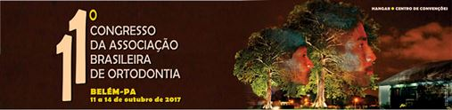 11º Congresso da Associação Brasileira de Ortodontia