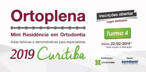 Mini Residência em Ortodontia – Turma 4 – 2019