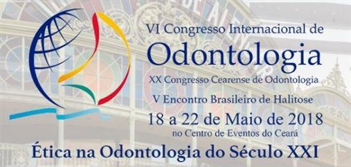 VI Congresso Internacional de Odontologia do Ceará – CIOCE