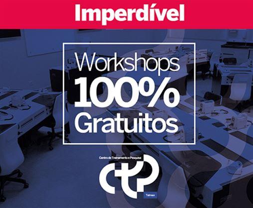 Workshop 100% Gratuito – Talmax