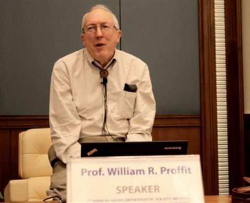 Morre aos 82 anos, o pai da Ortodontia moderna Dr. William R. Proffit