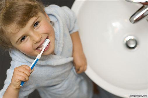 O flúor e o combate à cárie dental