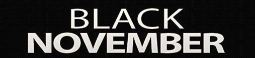 Black November – Editora Plena