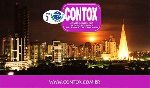 5º CONTOX – Congresso Brasileiro de Toxina Botulínica e Preenchimento na Odontologia