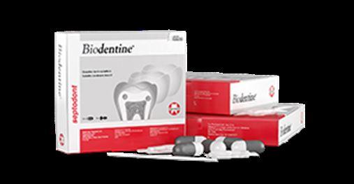 Biodentine:  A primeira e única dentina em cápsula