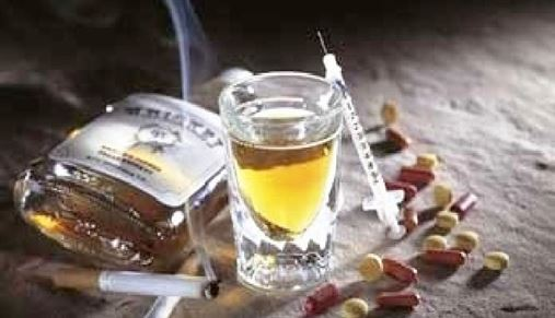 Efeitos das drogas na saúde bucal