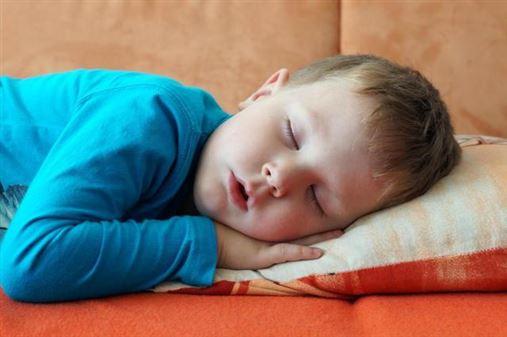 Criança também ronca e isso pode ser um problema