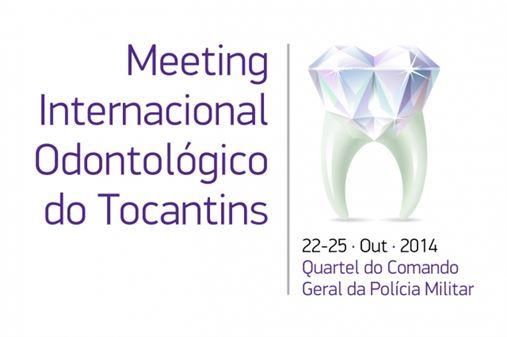 Meeting Internacional Odontológico do Tocantins