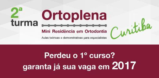 Mini Residência em Ortodontia – Curitiba/PR – Turma II – 2017