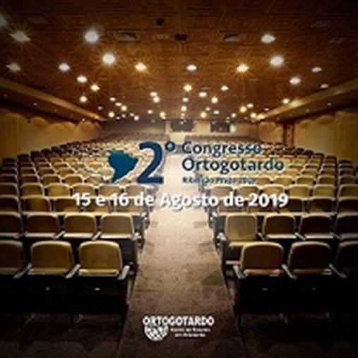 2º Congresso Ortogotardo – 2019