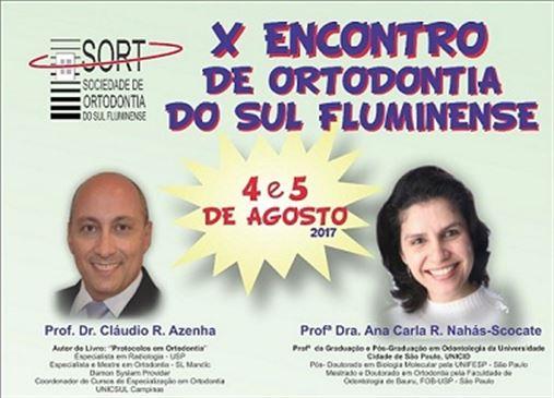 X Encontro de Ortodontia do Sul Fluminense