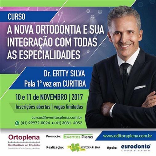 Pela 1ª vez em Curitiba – Prof. Ertty Silva