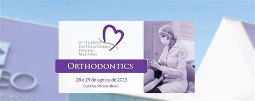 A Ortodontia será o foco do 2º ILAPEO International Dental Meeting
