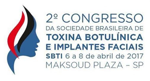 2º Congresso da Sociedade Brasileira de Toxina Botulínica e Implantes Faciais