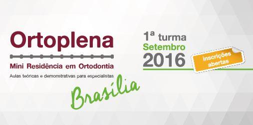 Mini Residência em Ortodontia – Brasília/DF