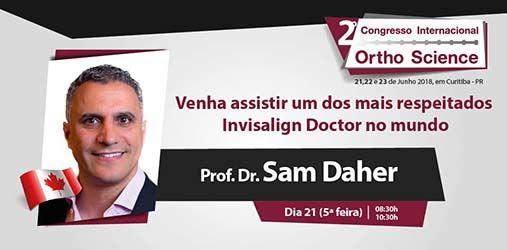 Tem novidade para o 2º Congresso Internacional Ortho Science