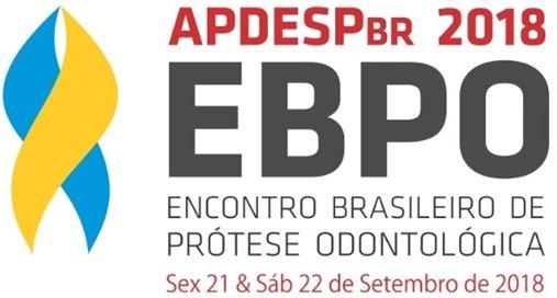 Encontro Brasileiro de Prótese Odontológica – APDESPBR 2018