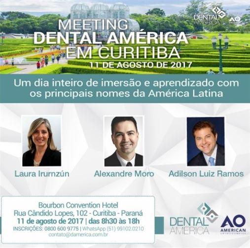 Meeting Dental América – Curitiba