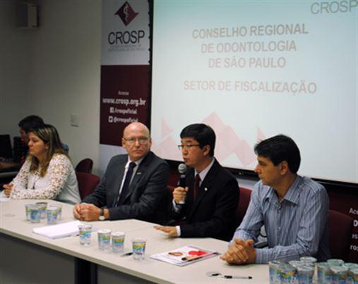 CRO-SP lança Operação Sorriso Colorido