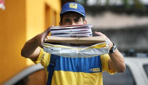 Falta de funcionários atrasa entregas dos Correios na região