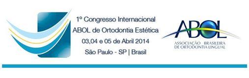 1º Congresso Internacional ABOL de Ortodontia Estética