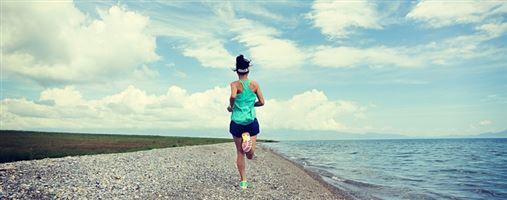 Correr pode afetar a saúde bucal?