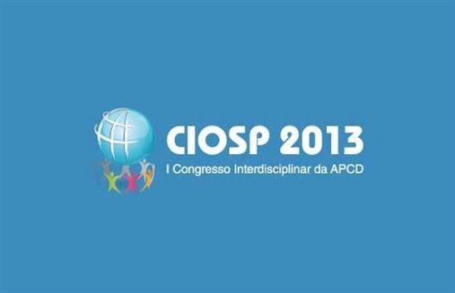 CIOSP 2013 – I Congresso Interdisciplinar da APCD