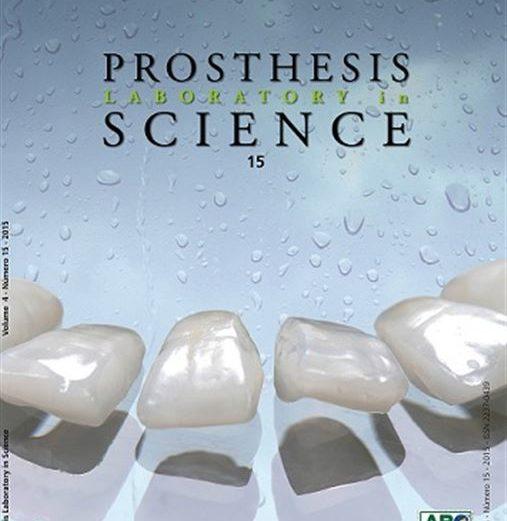 Avaliação do nível de evidência científica das publicações na área de Prótese Dentária