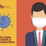 CFO publica dicas para o cirurgião-dentista prevenir o coronavírus